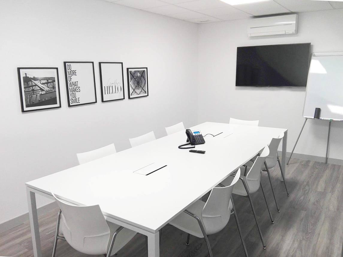 Aluguer de Sala de Reunião