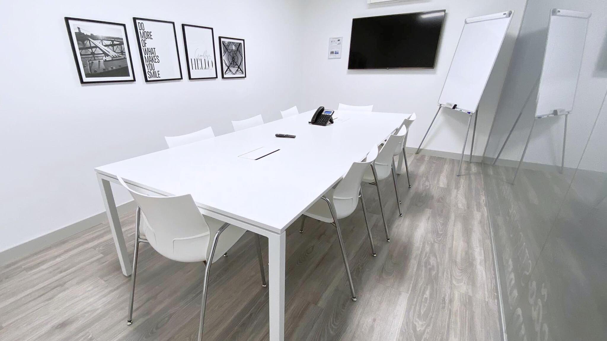 Sala de reunião em Lisboa